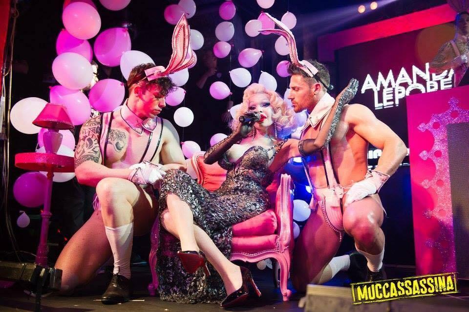 Icon Party: Amanda Lepore