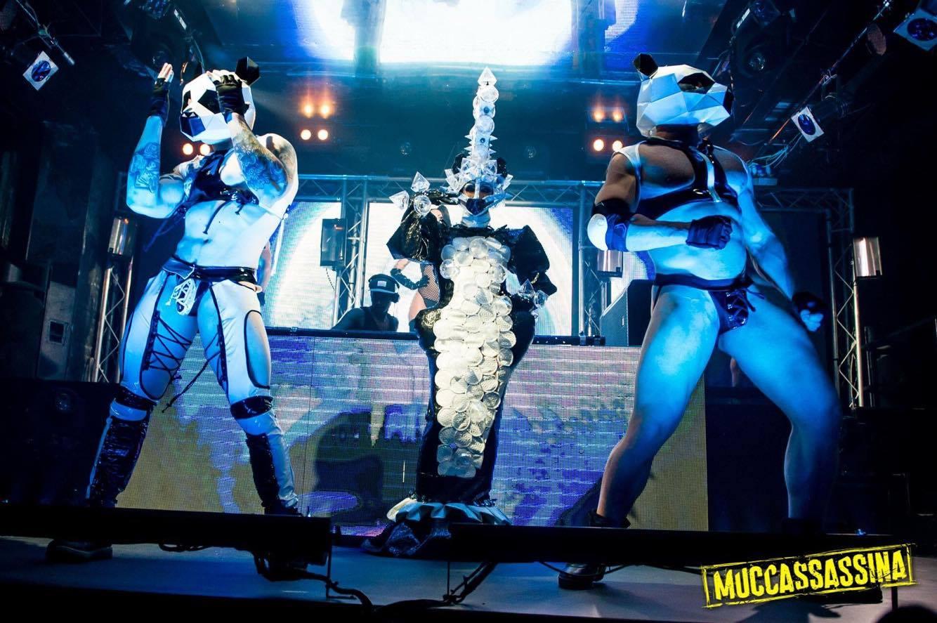 State of Panda & Divas Impersonator Show