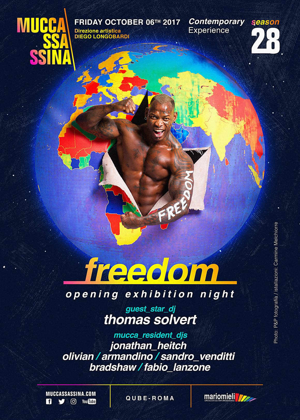 Opening Exibition Night - Freedom