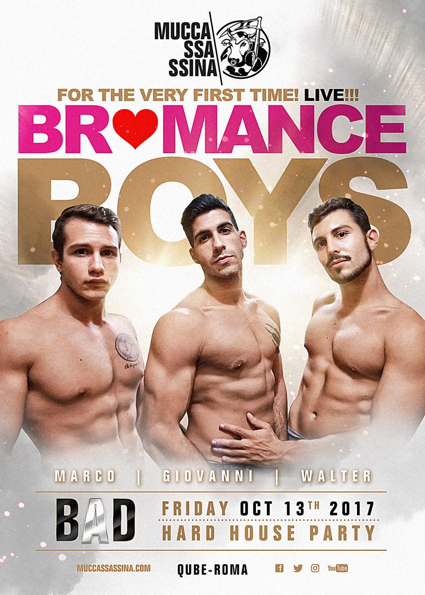 Bad Bromance Boys - Season28