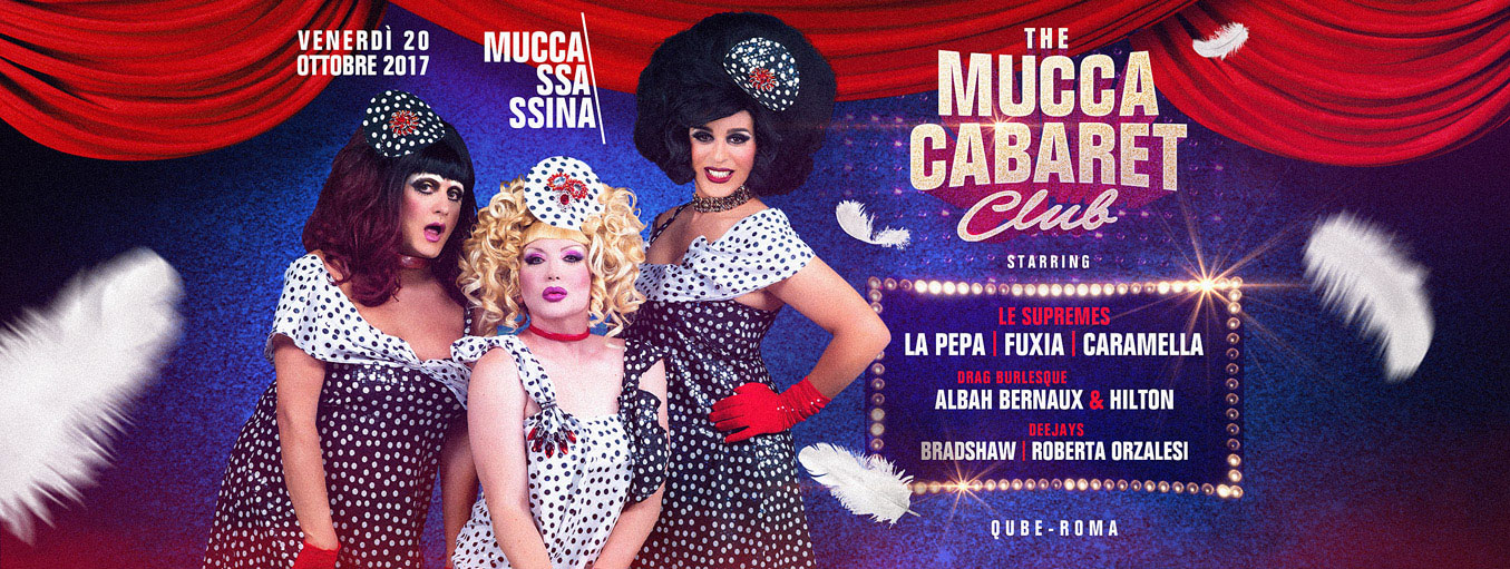 The Mucca Cabaret Show