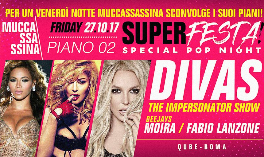 Super Festa – Special Pop Night