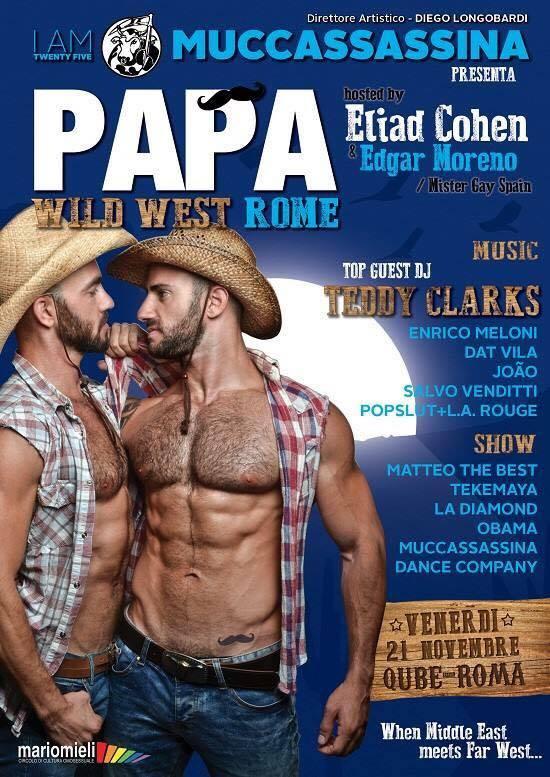 Papa Wild West Rome