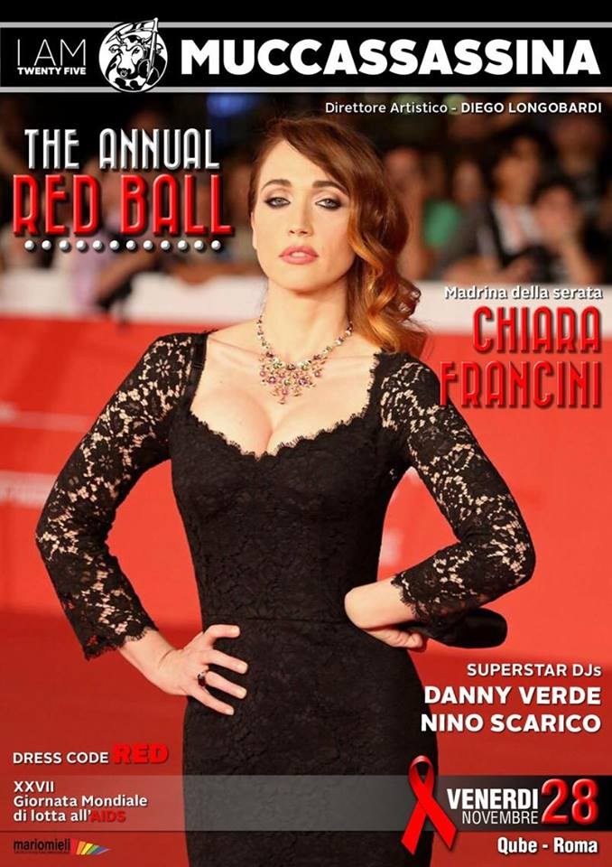 The Annual Red Ball