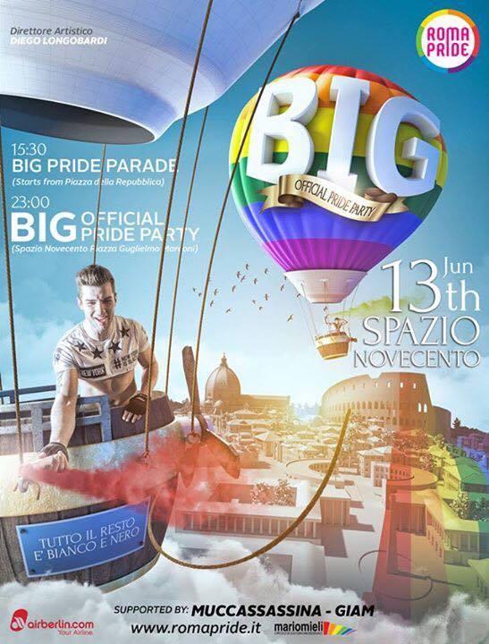 Big - Official Pride Party