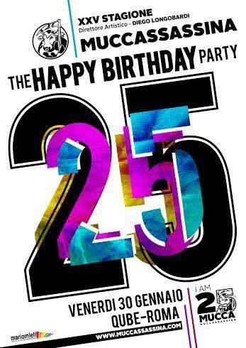 The Happy Birthday Party