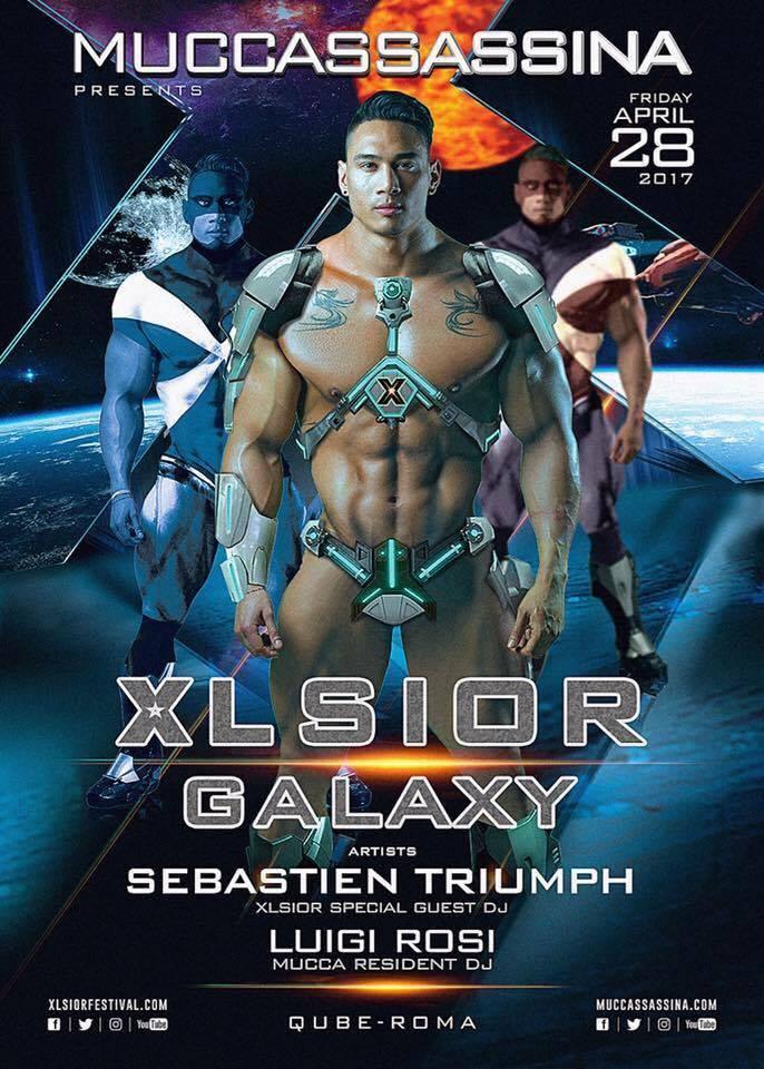 Xlsior Galaxy