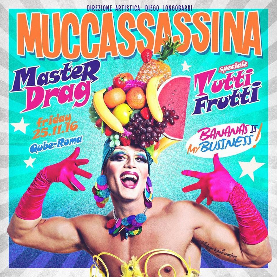 Masterdrag Speciale Tutti Frutti