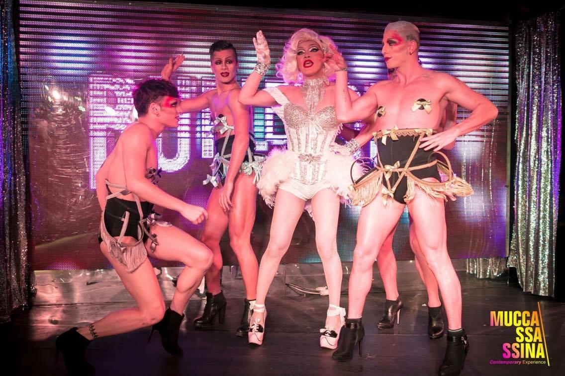 Masterdrag Burlesque