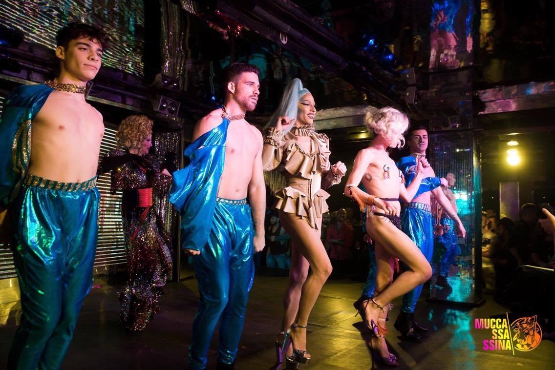 America / The Mucca Cabaret Show