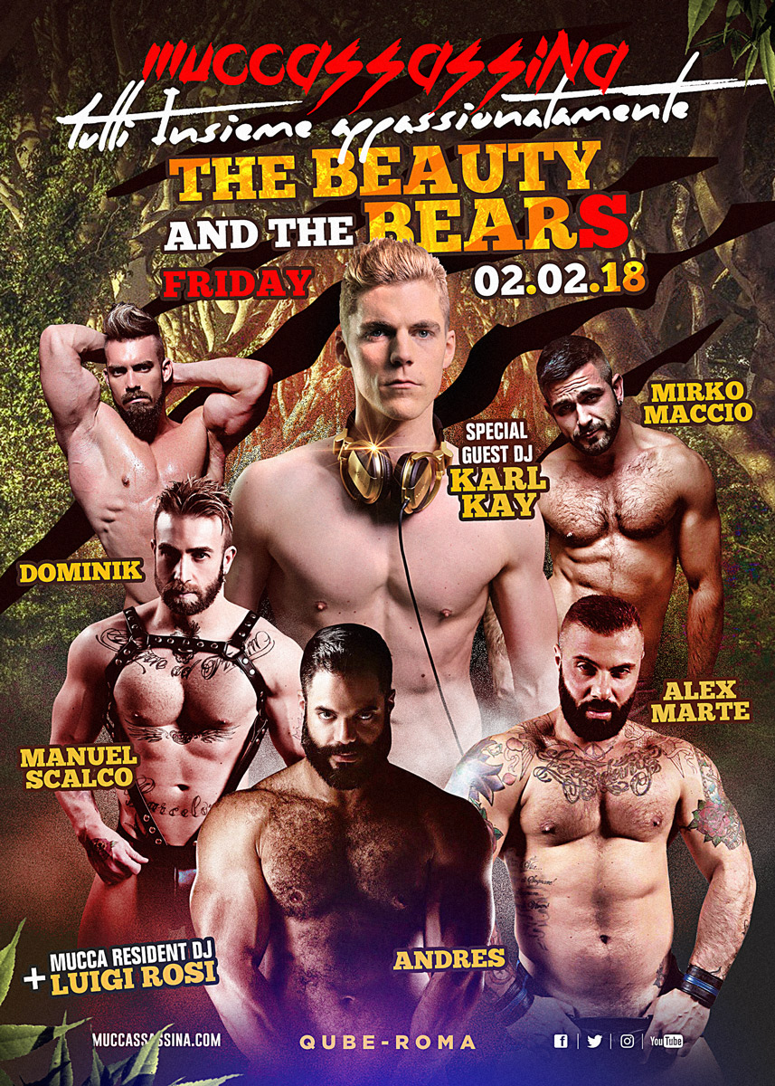 BEAUTY AND THE BEARS